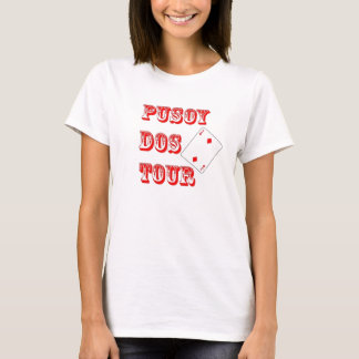 Pusoy Dos Tour T-Shirt