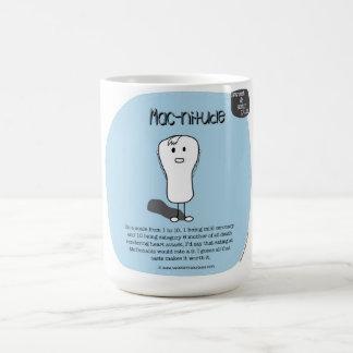 Puss agridulce de SSPB05-Mac-nitude Taza De Café
