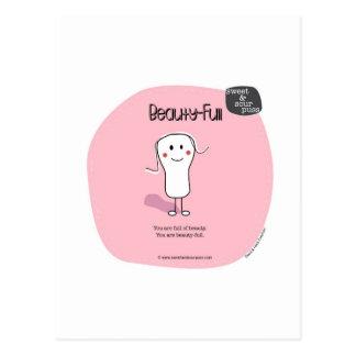 (Puss agridulce de SSPG23-Beauty-Full Postal