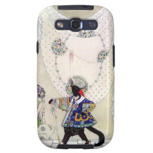 Puss en botas de Kay Nielsen Samsung Galaxy S3 Cobertura