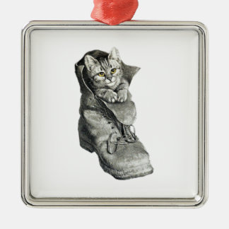 Puss en botas ornamentos de reyes magos