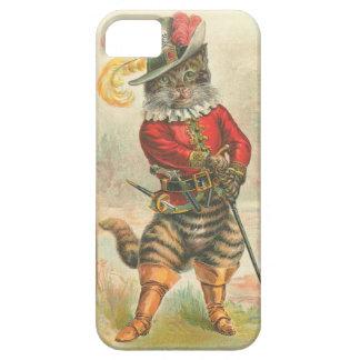 Puss en botas iPhone 5 carcasa