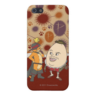 Puss & Humpty Cover For iPhone SE/5/5s