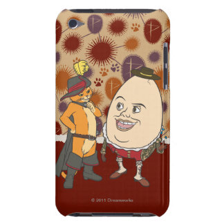 Puss & Humpty iPod Touch Case-Mate Case