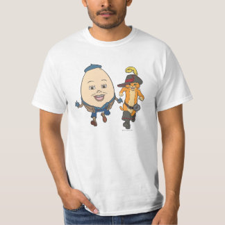 Puss & Humpty Run T-Shirt