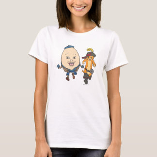 Puss & Humpty Run T-Shirt