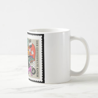 Puss In Boots 10 DDR 1968 Coffee Mug