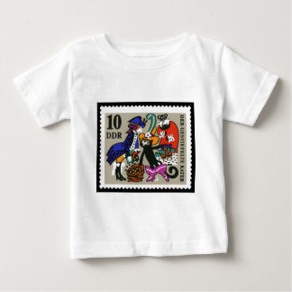 Puss In Boots 10 DDR 1968 T Shirt
