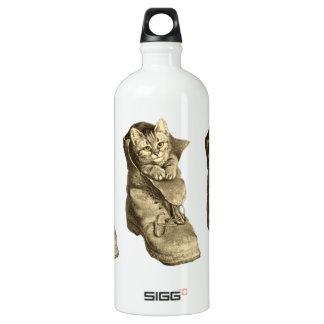 Puss In Boots Aluminum Water Bottle