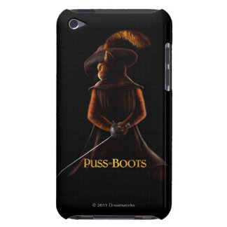 Puss In Boots Blk Case-Mate iPod Touch Case