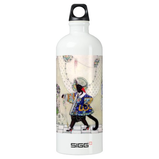 Puss In Boots By Kay Nielsen SIGG Traveler 1.0L Water Bottle