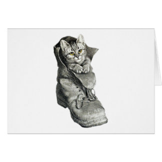 Puss in Boots Card