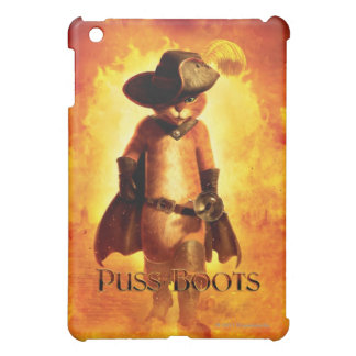Puss In Boots Case For The iPad Mini