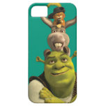 Puss In Boots, Donkey, And Shrek iPhone 5 Case