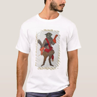 Puss in Boots, from Sleeping Beauty, 1921 (colour T-Shirt