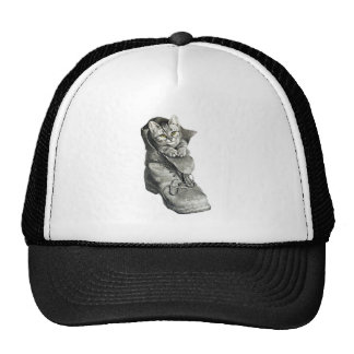 Puss in Boots Mesh Hats