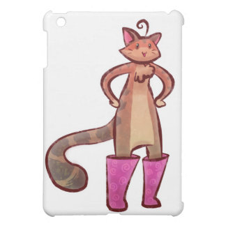 Puss in Boots iPad Mini Cover