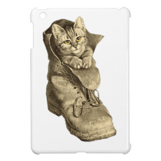 Puss In Boots iPad Mini Covers