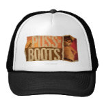Puss in Boots Mesh Hat