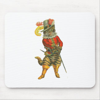 Puss in Boots Mouse Pad