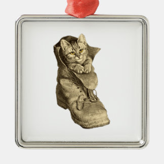 Puss In Boots Christmas Tree Ornaments