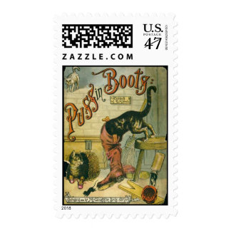 Puss in Boots Postage