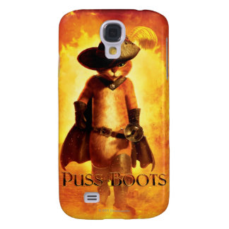 Puss In Boots Samsung S4 Case