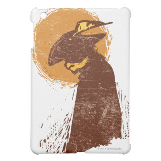 Puss In Boots Silhouette iPad Mini Covers
