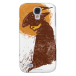 Puss In Boots Silhouette Samsung S4 Case