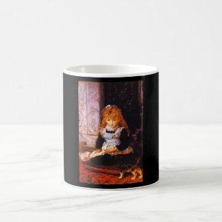 Puss in Boots', Sir John_Portraits Coffee Mug