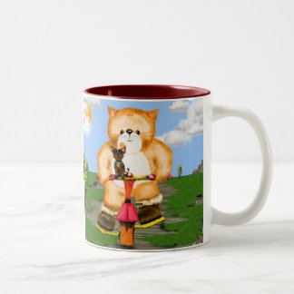 PUSS in BOOTS Tricycle mug