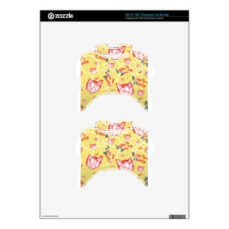 Puss n Boots Brand Xbox 360 Controller Decal