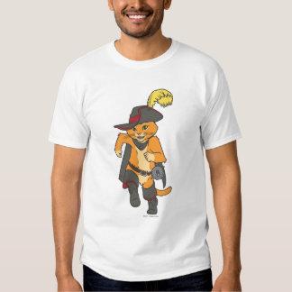 Puss Running T-shirt