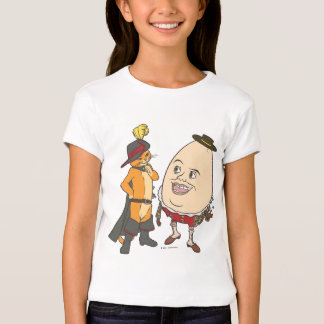 Puss y Humpty Camisas