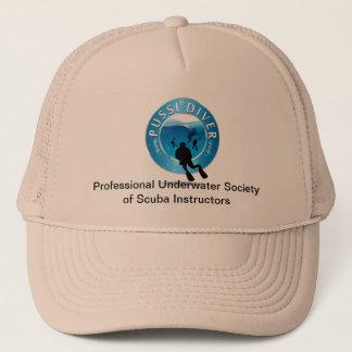 PUSSI Brained ???? Trucker Hat