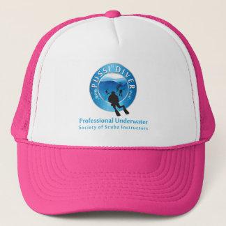 PUSSI on the Brain !!! Trucker Hat