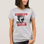 Pussies Against Trump - ok - - Presidential Electi T-Shirt