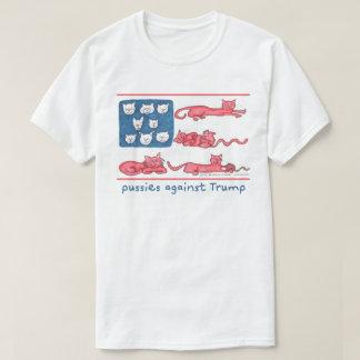 Pussies Against Trump t-shirt