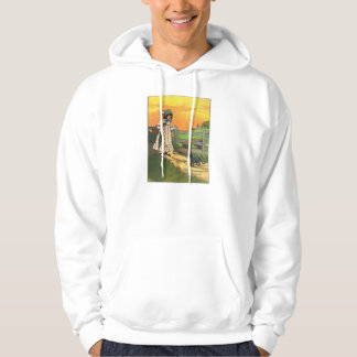 Pussy-cat, pussy-cat, Where have you been? Sweatshirt