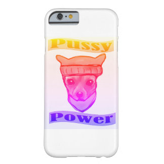 PUSSY POWER BARELY THERE iPhone 6 CASE