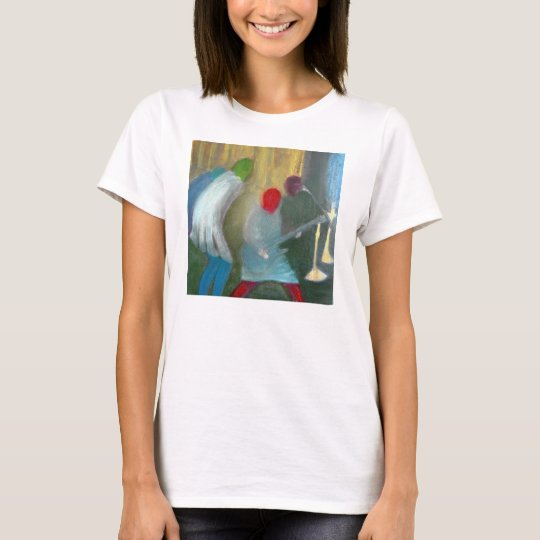 Pussy Riot -- original painting by Jean Smith T-Shirt
