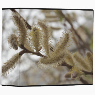 pussy willow binder