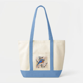 Pussy Willow Blues Tote Bag