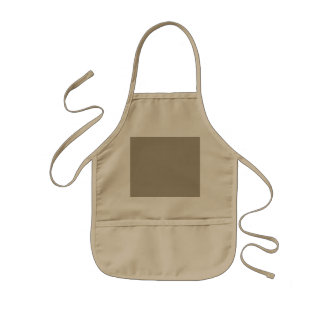 Pussy Willow Grey in an English Country Garden Kids' Apron