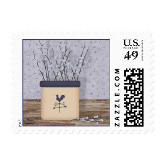 Pussy Willow Postage