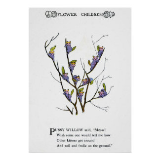 Pussy Willow Print