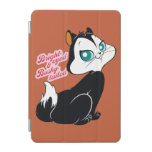 Pussyfoot Bright-eyed Kitty iPad Mini Cover