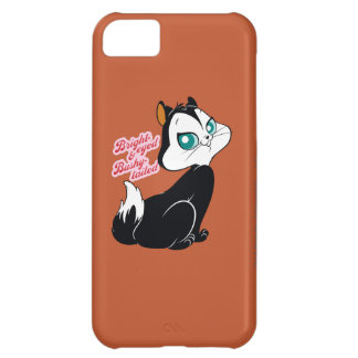 Pussyfoot Bright-eyed Kitty iPhone 5C Cover