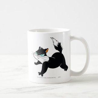 Pussyfoot Claws Out Coffee Mug