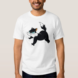 Pussyfoot Claws Out Tee Shirt